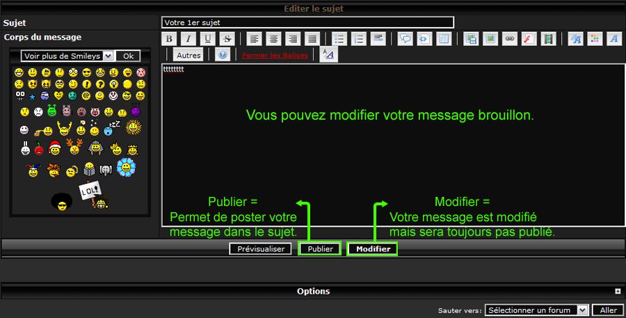 """""""Activer la fonctionnalité des brouillons de message  Activer_la_fonctionnalite_des_brouillons_de_message_6"""